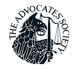 Advocates Society logo