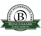 Benchmark Highly Recommended Firm